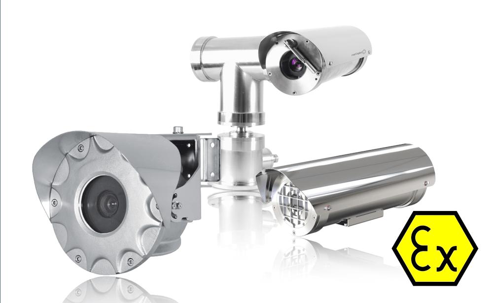 EX-Kamerasysteme